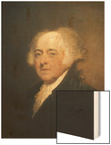 John Adams Poster by Gilbert Stuart