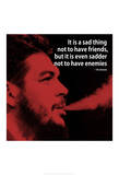 Che Guevara Quote Inspire 2 Motivational Poster Print
