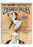 Vintage Sheet Music, 1913 Art