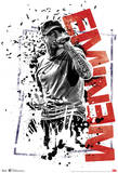 Eminem Crumble Music Poster Poster