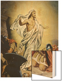 The Resurrection of Jesus Wood Print by Heinrich Hofmann