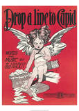Vintage Sheet Music, 1910 Posters