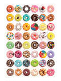 Donuts (Tops) SweetCollection Posters