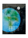 The Planet Earth Photographic Print by Michael Tompsett