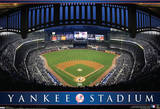 Yankee Stadium Mlb Sports Poster Plakat