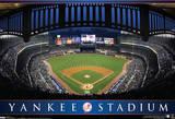 Yankee Stadium Mlb Sports Poster Kunstdrucke
