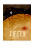 The Planet Jupiter Photographic Print by Michael Tompsett