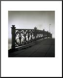 Casino Bridge, Belle Isle Mounted Print by Bill Schwab