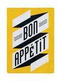 Bon Apettit Giclee Print by Edu Barba