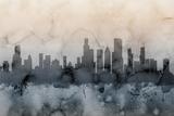 Chicago Illinois Skyline Photographic Print by Michael Tompsett