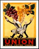 Union 1950 Mounted Print by  Robys (Robert Wolff)