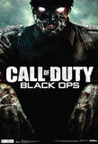 Call Of Duty Black Ops Zombie Video Game Poster Poster