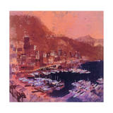 Monte Carlo Giclee Print by Colin Ruffell
