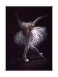 Performance Giclee Print by Hazel Bowman