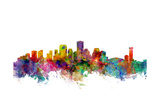 New Orleans Louisiana Skyline Photographic Print by Michael Tompsett