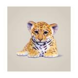 Jaguar Giclée-Druck von John Butler Art