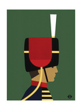 Ceremonial London Giclee Print by  Transport for London