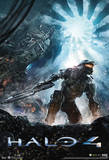 Halo 4 Key Art Video Game Poster Posters