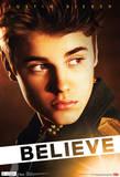 Justin Bieber Believe Music Poster Print
