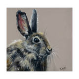 Bright Eyes Giclee Print by Louise Brown