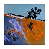 Abstract Landscape 2 Photographic Print by  Ledent