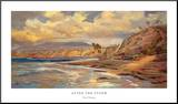 After the Storm Mounted Print by Rick Delanty