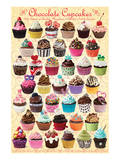 Chocolate Cupcakes - Sweets Art