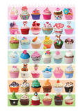 Cupcakes Celebration Poster