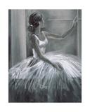 Ballerina Giclee Print by Hazel Bowman