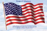 Pledge Of Allegiance Affiches