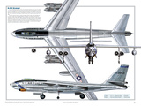 B-47 Stratojet Affiches