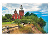 Big Bay Lighthouse -Big Bay MI Prints