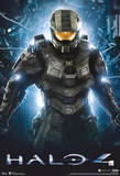 Halo 4 Teaser Video Game Poster Prints