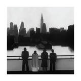Skyline Giclee Print by David Cowden