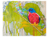 Painted Bunting Posters