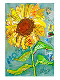 Grow Sunflower Art