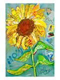 Grow Sunflower Prints
