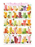 Smoothies Prints