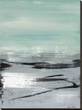 Beach I Leinwand von Heather Mcalpine