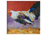 Kitchen Rooster Print