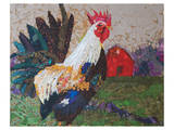 Au Chant Du Coq Prints