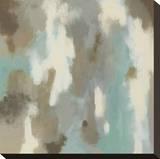 Glistening Waters I Stretched Canvas Print by Rita Vindedzis