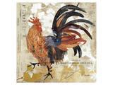 November Rooster Art