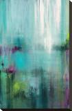 Lily Reflections Leinwand von Wani Pasion