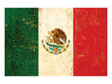 Flag of Mexico Prints
