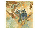 Parish Owls Print