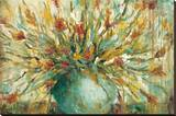 Grande Bouquet Leinwand von Wani Pasion