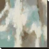 Glistening Waters II Leinwand von Rita Vindedzis