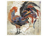 Fancy Rooster Prints