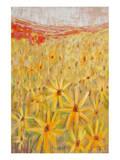 Spanish Sunflowers IV Art